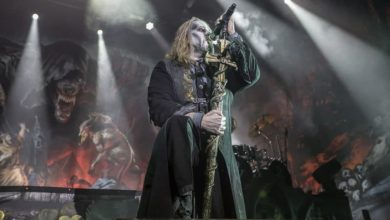 "Photo of POWERWOLF mit ""Wolfsnächte Tour 2018"" in Wiesbaden"