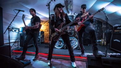 Photo of Tributeband Motörhaze feiern St. Lemmy´s Day