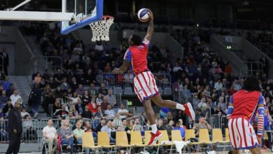 Bild von The Original Harlem Globetrotters – Sport meets Entertainment