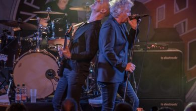 Photo of I came for you – Manfred Mann's Earth Band im Colos-Saal Aschaffenburg