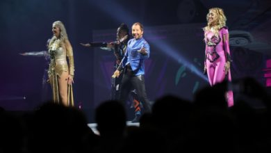 Photo of DJ BOBO mi seiner KaleidoLuna Tour in Mannheim