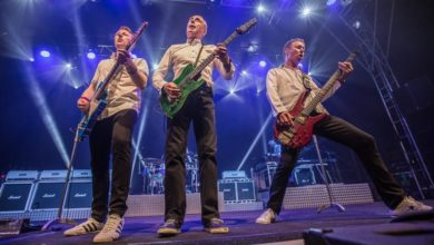 Photo of Rockin all over the world – Heute in Mannheim beim 4. Zeltfestival Rhein Neckar