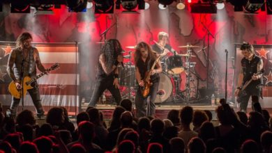 Photo of We are the youth gone wild – Skid Row im Colos-Saal Aschaffenburg