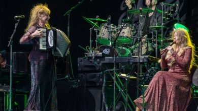 Photo of Loreena McKennitt live in der Zitadelle Mainz