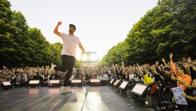Photo of Liebe Open Air – Mark Forster in Bruchsal!