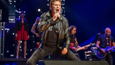 Photo of David Hasselhoff – The Hoff erobert Frankfurt
