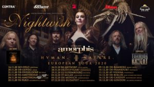 Nightwish - World Tour 2021 @ Festhalle Frankfurt | Frankfurt am Main | Hessen | Deutschland