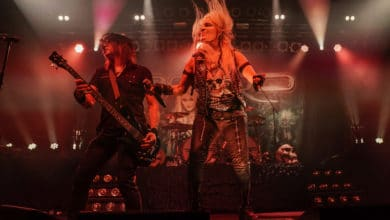 Photo of Metal-Queen Doro im Mannheimer Maimarktclub
