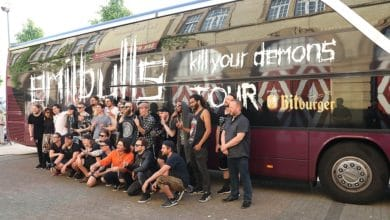 Bild von EMIL BULLS mit Kill Your Demons Tour Part 2 in Mannheim