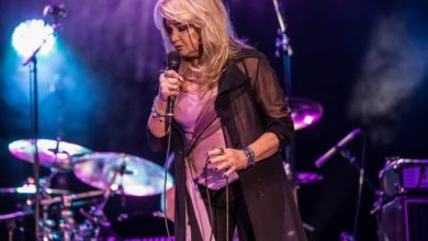 Photo of Bonnie Tyler live in der Rittal Arena Wetzlar
