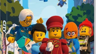 Photo of LEGO City TV-Serie DVD 2