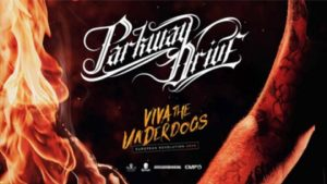 "Parkway Drive - ""Viva The Underdogs – European Revolution 2021"" – Tour @ Festhalle Frankfurt 