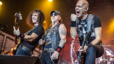 Photo of ACCEPT mit The Rise of Chaos – World Tour 2018 live in der Batschkapp