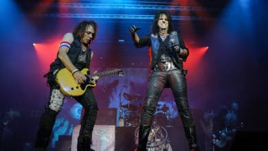 Photo of Fotostrecke: Alice Cooper Jahrhunderthalle Frankfurt