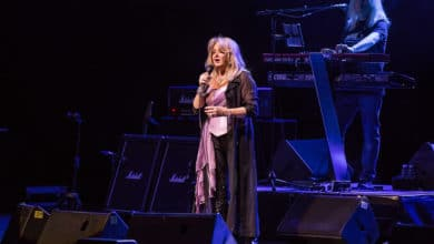 Photo of Bonnie Tyler live in der Frankfurter Jahrhunderthalle