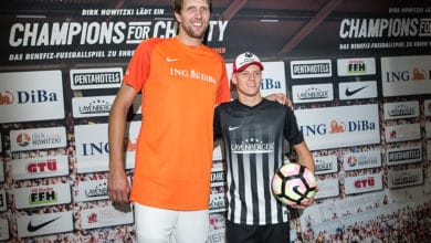 Photo of Fotostrecke: Champions for Charity Mainz