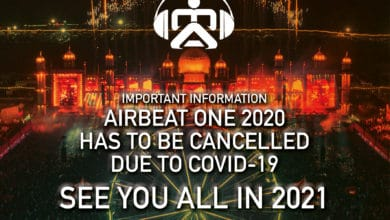 Photo of AIRBEAT ONE Festival 2020 Abgesagt!