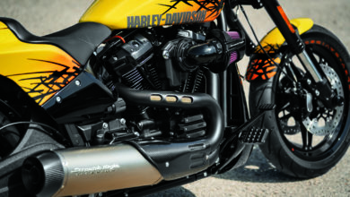 Bild von Harley-Davidson: Music to my ears