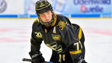Photo of Adler Mannheim – Elias erhält Profivertrag