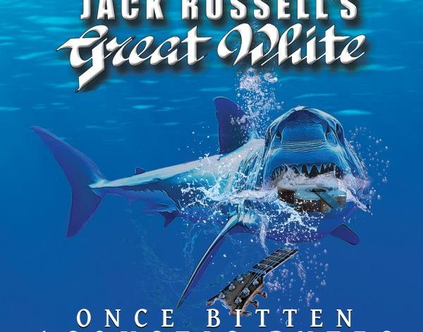 Photo of Jack Russell's Great White – Once Bitten Acoustic Bytes