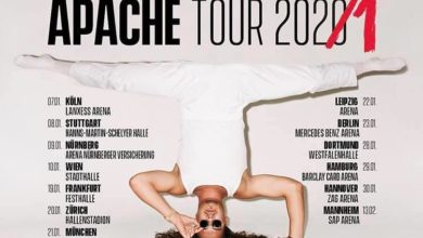 Photo of Apache 207 – Tour 2021