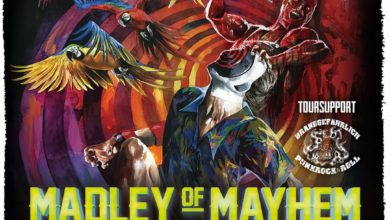 Bild von The Rock´n´Roll Wrestling Bash – Madley Of Mayhem Tour 2020/21
