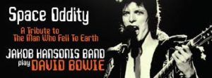 Space Oddity - A Tribute To The Man Who Fell To Earth @ Musiktheater Rex - Kulturdenkmal Güterhalle | Bensheim | Hessen | Deutschland