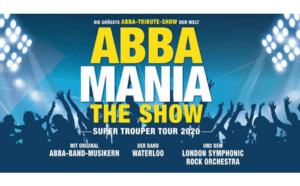 ABBAMANIA THE SHOW - SUPER-TROUPER-Tour 2021 @ Festhalle Frankfurt | Frankfurt am Main | Hessen | Deutschland